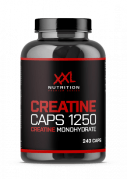 XXL Nutrition Creatine Caps 1250mg