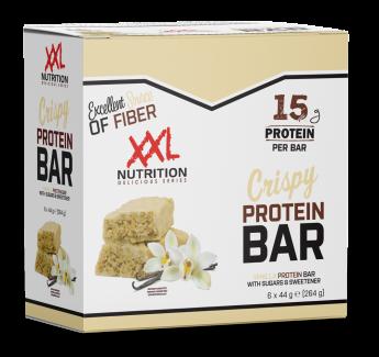 XXL Nutrition Crispy Protein Bar