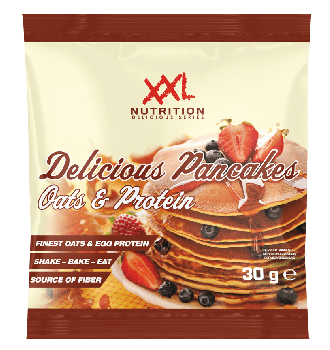 Delicious Pancakes Sample - 30 Gramm