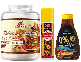 XXL Nutrition Delicious Pancake Deal Large