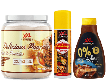 XXL Nutrition Delicious Pancake Deal Klein