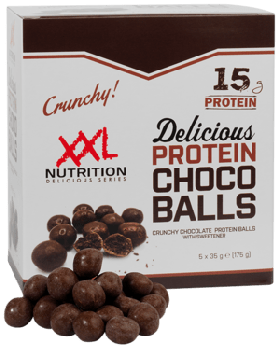 Delicious Protein Choco Balls - 5 Pack