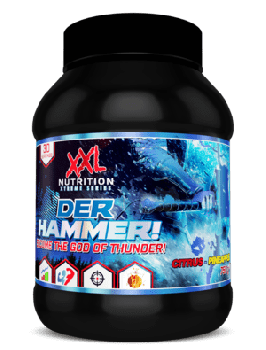 Der Hammer! - 750 gram (30 servings) - Citrus - Pineapple