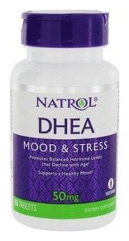 Natrol DHEA 50mg-60 Tabletten