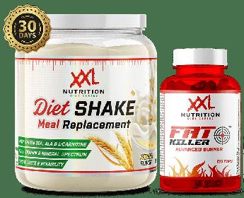 XXL Nutrition Droogtrain Pakket Basis Man