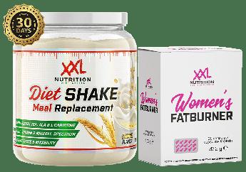 XXL Nutrition Droogtrain Pakket Basis Vrouw
