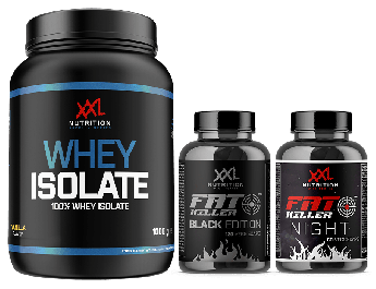 XXL Nutrition Droogtrain Pakket Gevorderd
