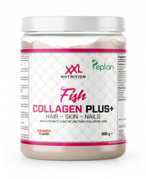 Fish Collagen Plus+ - 300 gram - Orange