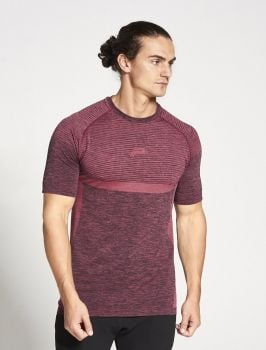 Pursue Fitness Xeno T-Shirt - Red