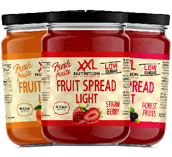 XXL Nutrition Fruit Spread Light