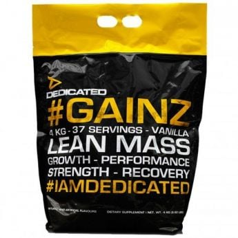Dedicated Nutrition Gainz