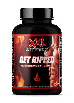 Get Ripped - Fat Burner - 120 capsules