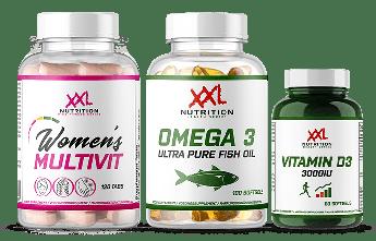 XXL Nutrition Gezondheid Pakket Vrouw