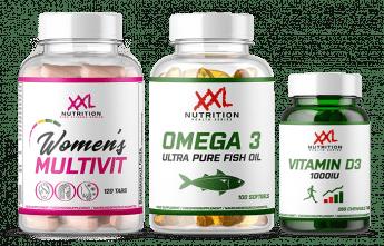 V2 XXL Nutrition Gezondheid Pakket Vrouw