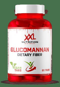 Glucomannan - 1100mg - 90 Tabletten