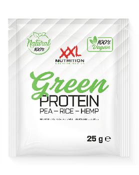 XXL Nutrition Green Protein Sample