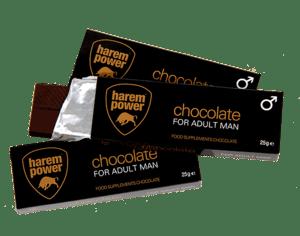Harem Power Libido Chocolate - 1 reep - 25g