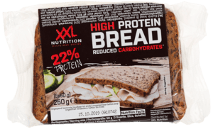 High Protein Bread - 250 Gramm (5x50 Gramm)