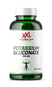 XXL Nutrition Kalium Gluconaat