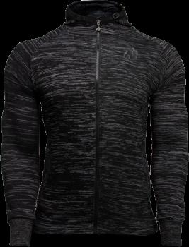 Gorilla Wear Keno Zipper Hoodie - Dark Grey