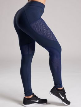 Legging Mesh High Waist