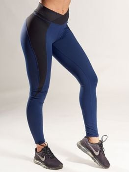 XXL Sportswear Legging Sweep - Dark Blue