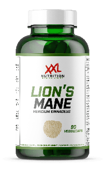 Lion's Mane - 90 veggiecaps