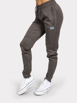Malelions XXL Sportswear pants - Antra light blue