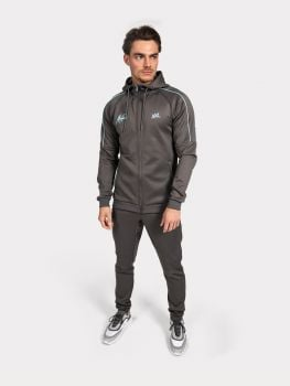 Malelions // XXL Track Suit - Antra Light Blue