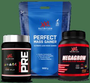 XXL Nutrition Mega Sterk Stack