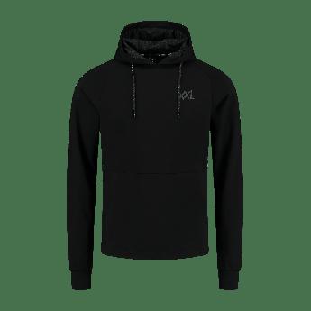 XXL Sportswear mehit hoodie - black