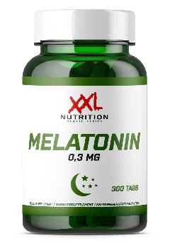 XXL Nutrition Melatonine 0.3mg