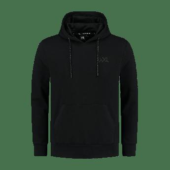 XXL Sportswear Men's Essential Hoodie - Black