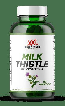 Milk Thistle - 500mg - 90 veggiecaps