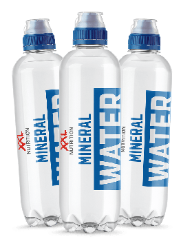 XXL Nutrition Mineraalwater 600ml