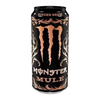 Monster - Mule Ginger Brew