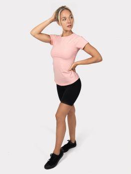 Motion T-shirt - Powder Pink