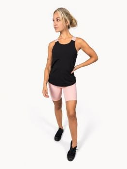 Motion Tank Top - Black