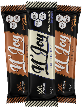 XXL Nutrition 'N Joy Protein Bar