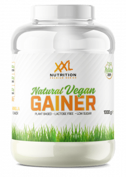 XXL Nutrition Natural Vegan Gainer