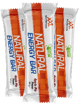 XXL Nutrition Natural Energy Bar