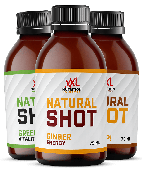 XXL Nutrition Natural Shot