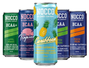 Nocco No Carbs BCAA Drink