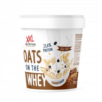 XXL Nutrition Oats On The Whey