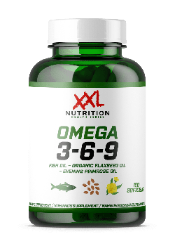 Omega 3-6-9-100 softgels