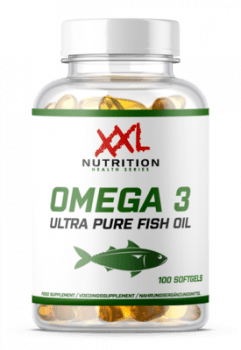Omega 3 Ultra Pure 100 softgels