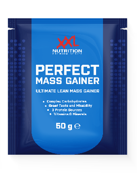 XXL Nutrition Perfect Mass Gainer  Sample