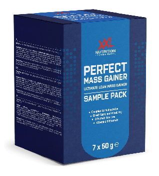 XXL Nutrition Perfect Mass Gainer Sample Pack