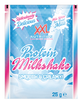 Protein Milkshake Sample - 25 gram
