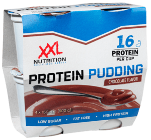 XXL Nutrition Protein Pudding